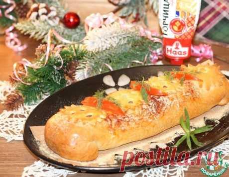 Свинина с грибами в хрустящей корочке – кулинарный рецепт