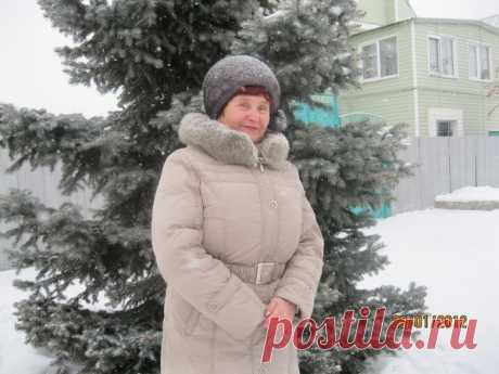 Валентина Голубкова