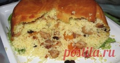 Бабушка из Азербайджана научила готовить роскошный плов. В жизни не получалось вкуснее!