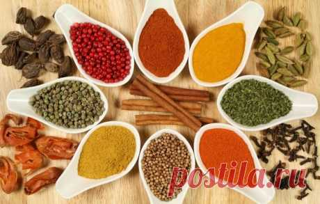 How it is correct to store spices and herbs? 10 useful tips.