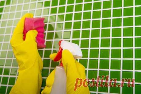Что такое известковый налет и причины его появления в ванной и на кухне. Применение бытовой химии. Хлорка и нашатырный спирт. Использование лимонной кислоты для чистки плитки. Другие способы, помогающие вернуть блеск кафельной плитке. Современные методы очистки. Как почистить швы между плиткой?