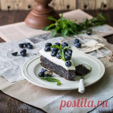Anybenyraba: el pastel De amapola sin tormento.