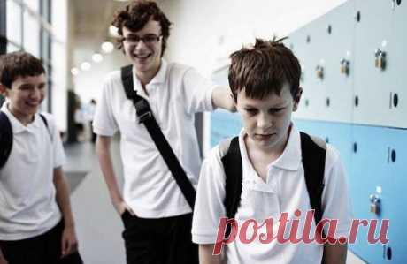 Страшное слово «буллинг»: Что делать, если ребёнка травят?   Статьи Академии AMAKids   Блог