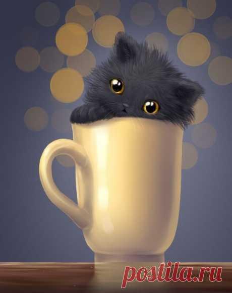- Ты будешь чай с лимоном или с мятой?  - А можно я буду пить чай с тобой?