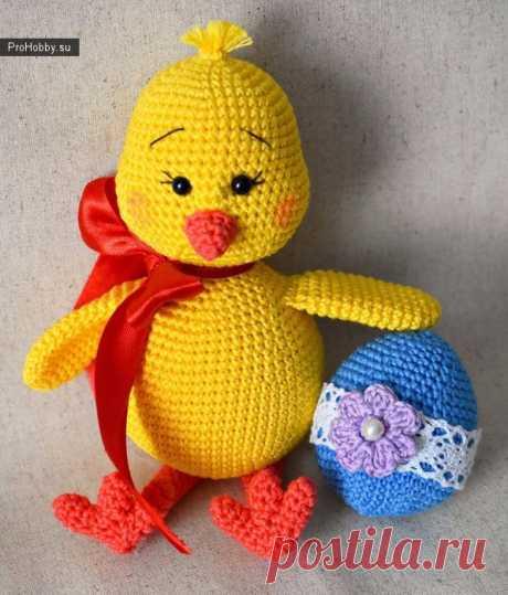 Блог / Публикации lubov65 / ProHobby.su | Вязание игрушек спицами и крючком для начинающих, мастер классы, схемы вязания