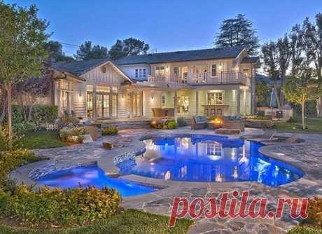 Хочу жить в таком доме 😍