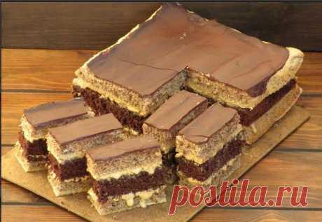 """Кожен, хто пробував мій торт """"Мрія"""", просив рецепт: дуже смачний десерт - Вподобайка"""