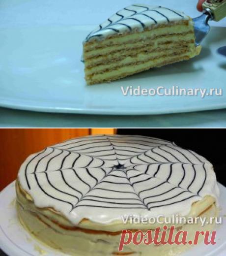 Торт Эстерхази - Лучший рецепт с фото и видео от Бабушки Эммы