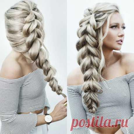 Легкие прически на каждый день самой себе на длинные волосы: простые, красивые, повседневные