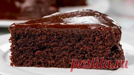 Рецепт брауни - нежный и пышный шоколадный кекс, тающий во рту!