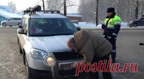 Зачем опытные автомобилисты пшикают WD-40 на передний номер машины - Лайфхак - АвтоВзгляд