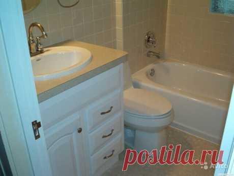 Дизайн небольшой ванной комнаты: интересные идеи