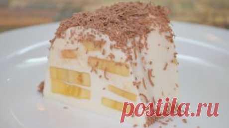 Десерты без выпечки – 12 простых и вкусных рецептов на скорую руку Десерты без выпечки требуют минимум времени для их приготовления, но получаются очень вкусными, нежными, эффектными. Разнообразные рецепты позволят быстро сделать торт, пирожное, пудинг или другие лакомства на любой вкус. Творожный десерт с желатином без выпечки Это легкое полезное лакомство станет прекрасной альтернативой тортам и сладкой выпечке. Нежный творожный вкус десерта дополняет клубника. Понадобит...