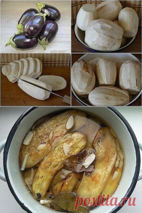 Вкуснятина невероятная! Попробуйте сделать и этот рецепт у вас приживется. Готовы баклажаны через 3-5 дней, но я начинаю есть уже на следующий день. Потому, что уж очень вкусно!