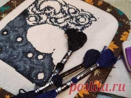 """Дробные крестики. Способы вышивки и советы от """"ленивой вышивальщицы""""   Вышивка и акварель   Яндекс Дзен"""