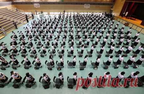 Japanese Public Schools No Longer Allowed To Check Color Of Students' Underwear - 9GAG   В государственных школах Японии больше не разрешается проверять цвет нижнего белья учеников