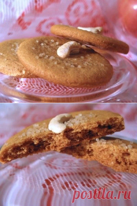Fast Gingerbread and honey cookies