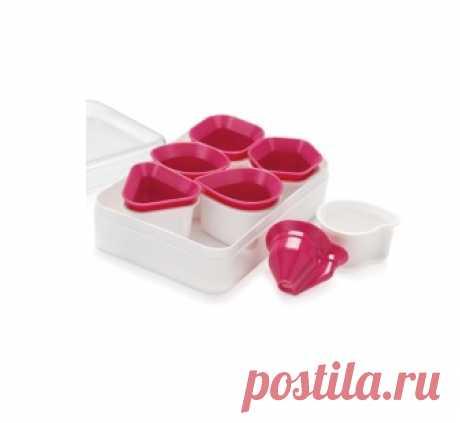 Формочки для современного песочного печенья DELICIA, 6 шт: купить по выгодной цене в интернет-магазине TESCOMA ®