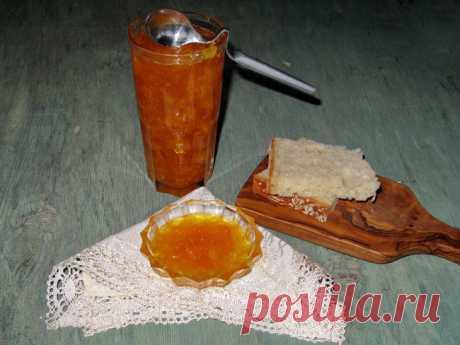 Апельсиновый мармелад   Кошкин дом