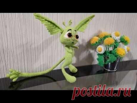 Печалька, ч.4. Little sadness, р.4. Amigurumi. Crochet. Вязать игрушки, амигуруми.