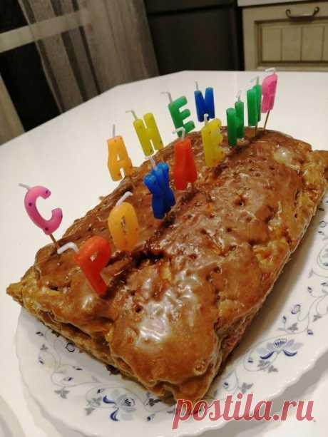 Этот простой яблочный пирог вкуснее любого торта! | ВСвете | Яндекс Дзен
