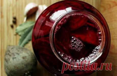 Как я свеклу мариную целиком за 5 дней, польский вкусный рецепт, запишите обязательно! И почему с ней борщ всегда рубиновый | В саду у Валентинки | Яндекс Дзен