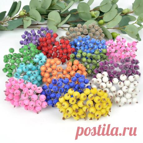 Ягодки 40 шт, 12 цветов