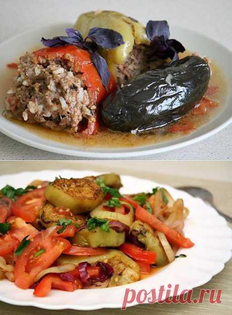 Пять классических блюд армянской кухни.