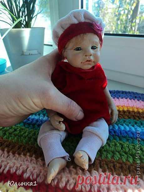 Создание малышей из полимерной глины. Мастер класс | Подружки