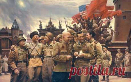 Почему Запад пытается переписать историю Второй мировой войны?