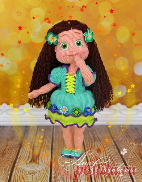 Кукла Анюта. Вязаная игрушка. Вязаная кукла. Амигуруми. Амигуруми кукла #кукла #куклаанюта #вязанаякукла #куколка #вязанаякуколка #амигуруми #амигуруми #амигурумикуколка #вязание #вязанаяигрушка #вязанаяигрушкакрючком #игрушка #игрушкакрючком #куклакрючком #вязанаяжизнь #игрушкасвоимируками #амигурумикрючком #амигурумикукла #мастерклассповязаниюкрючком #вязание