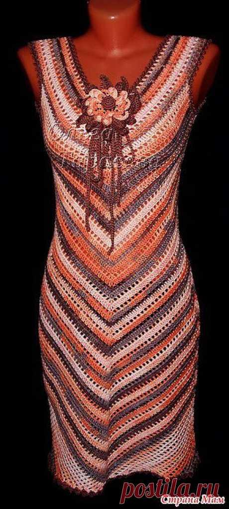 Платье от Ольги Тарасовой.