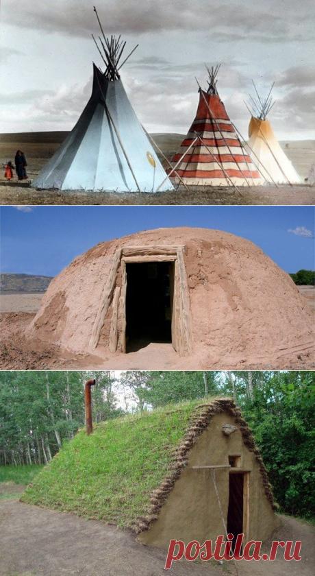 15 древнейших техник постройки дома своими руками. Долой ипотеку! / Всё самое лучшее из интернета