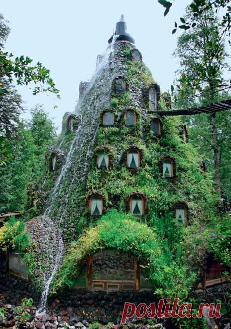 25 most unusual hotels of the world | Publications | Round the world