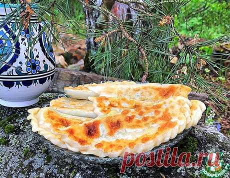 Вкуснейшее тесто на чебуреки и не только – кулинарный рецепт