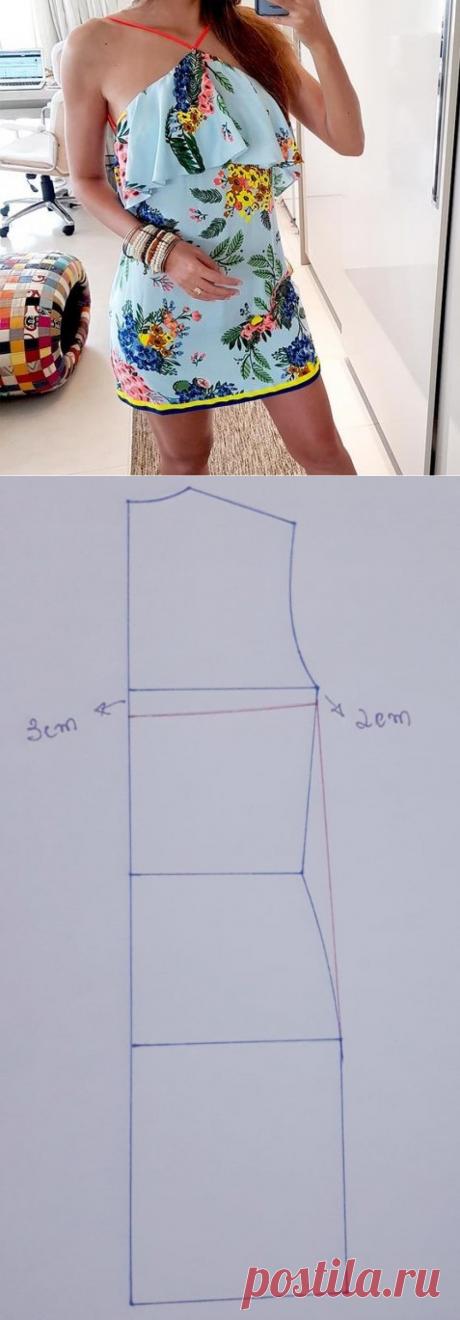 Sihblog - Modelagem e Costura - MOLDE VESTIDO padrões, costura modelagem: Выкройки, шитье, моделирование
