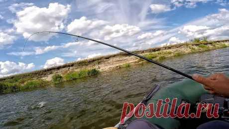Моя рыбалка. Рыбалка сплавом