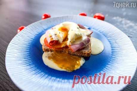 Яйца Бенедикт: рецепт от шеф-повара Александра Бельковича: пошаговый рецепт c фото