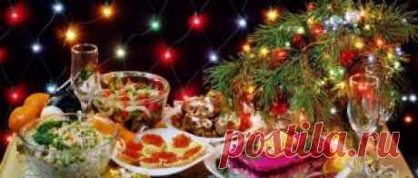 Меню на Новый 2019 — что приготовить на новогодний стол вкусного и интересного Готовимся к празднику!