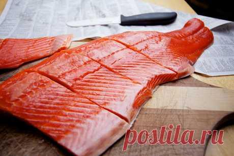 Нежнейший лосось, запеченный по особому рецепту | Вкусные рецепты