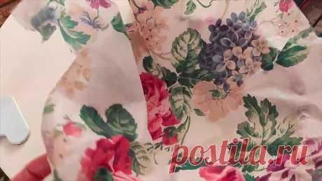 Красивая тарелочка из бумажных полотенец и салфеток