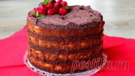 Торт с творогом лентяйка очень вкусный