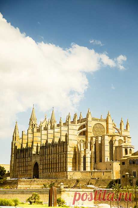Palma-de-Majorca penetrated by heat — All about tourism and rest
