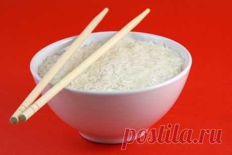 Как варить рис в микроволновке