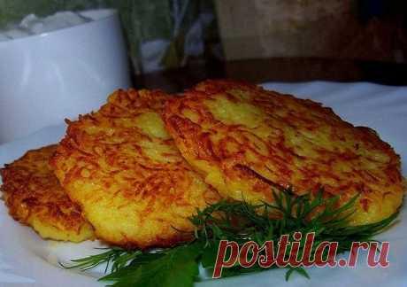 Классические белорусские драники рецепт – белорусская кухня: завтраки