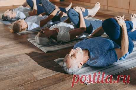 Гимнастика для пожилых людей - эти упражнения помогут вам оставаться в форме! | ЗДОРОВЬЕ ДЛЯ КАЖДОГО | Яндекс Дзен