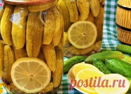 Соленые хрустящие огурцы в банках на зиму - простые и супер вкусные рецепты