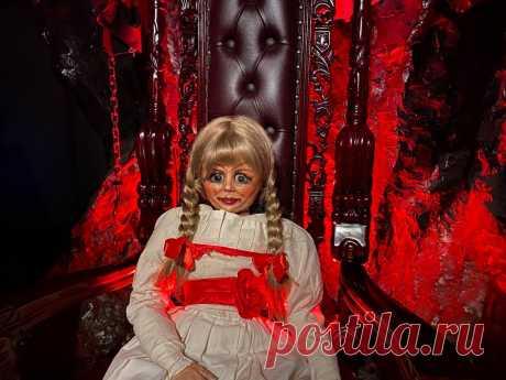 Побывала в очень модном и очень странном Музее мертвых кукол и вволю повеселила своего «внутреннего ребенка» | Соло-путешествия | Яндекс Дзен