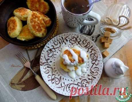 Капустные котлеты с кус-кусом – кулинарный рецепт