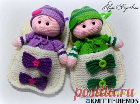 Пупсы  #пупс_крючком@knit_toyss, #крючком_игрушка@knit_toyss  Автор Оля Филёва  Источник: https://amimore.ru/pups-1840